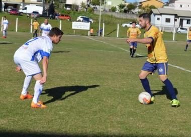 Cocal do Sul vence Meleiro em jogo pela Taça Carvão Mineral