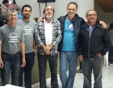 Uabri apresenta diretoria provisória no Balneário Rincão