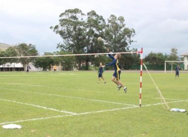 Equipe nacional de Punhobol se preparam para o Mundial