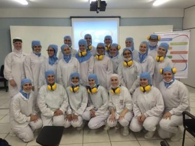 Jornada Acadêmica reúne alunos de Engenharia Química