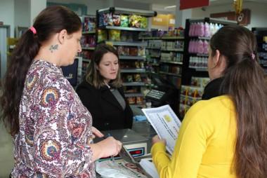 Conscientização da venda de bebidas alcoólicas para menores