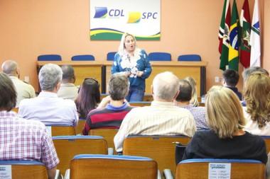 Afasc Solidária é apresentada à diretoria da CDL de Criciúma
