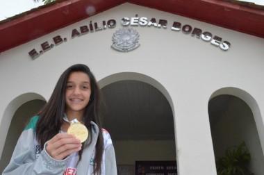 Atletas da 20ª ADR representarão o Brasil nos jogos