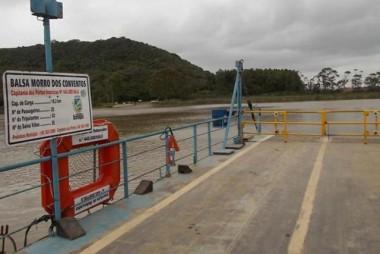 Jacinto Dassoler quer monitoramento eletrônico da balsa