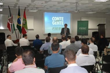 FIESC promove Workshop Regional de Logística