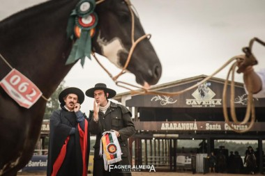 Núcleo de criadores de cavalos crioulos realiza palestra