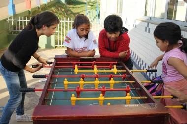 Dia do Brincar é celebrado com as crianças em Caçador