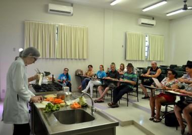 Novembro Azul: Unesc realiza oficia de culinária para diabéticos