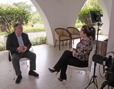 Colombo destaca novo modelo de previdência pública