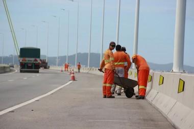DNIT/SC fará trabalhos sobre ponte Anita Garibaldi nesta sexta