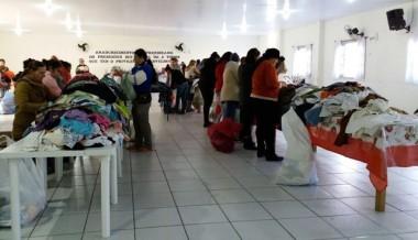 Campanha do Agasalho em Jacinto Machado contempla 100 famílias carentes