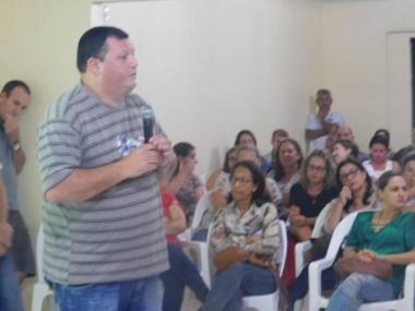 Sindicato participa de Movimento Popular da região Sul