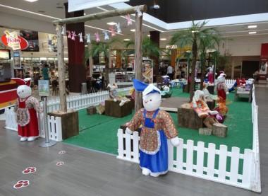 Páscoa Fantástica terá atrações gratuitas no Criciúma Shopping