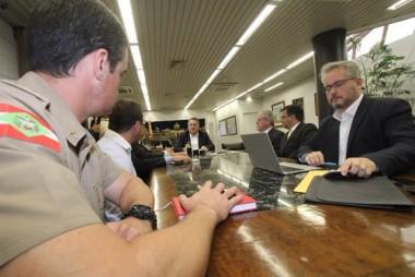 Estado anuncia mais de 320 agentes de Segurança Pública