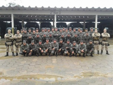 PMs do 19º BPM auxiliam instrução no Exército Brasileiro