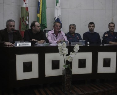 Vereadores aprovam projeto que permite a retomada do plantão do CB