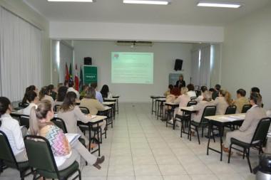 Profissionais da Unimed participam de capacitação