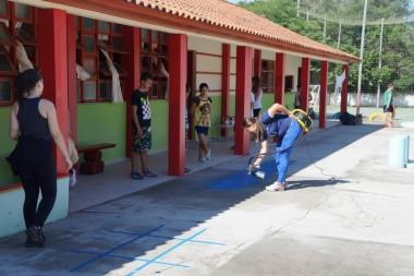 Vereador pede ao Governo do Estado reforma e ampliação de escola