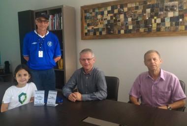 Aluna da Satc enfrenta novo desafio em campeonato de xadrez