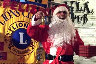 Lions ultrapassa meta solidária do Natal de Içara