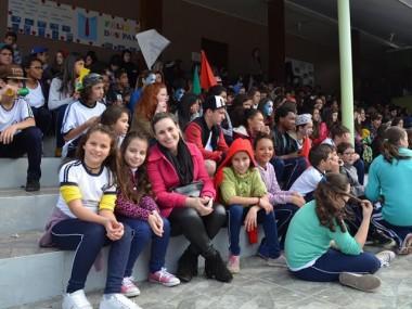 Dia do estudante movimenta escolas da rede estadual