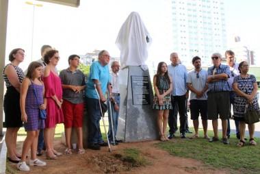 Ex-prefeitos são homenageados pela Prefeitura de Criciúma