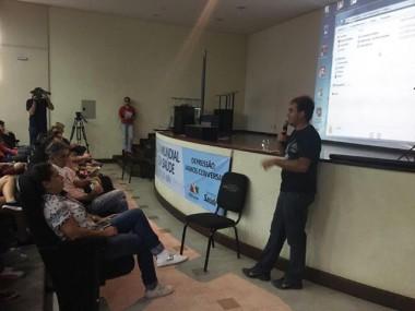 Cocal do Sul abre semana da Saúde levando prevenção