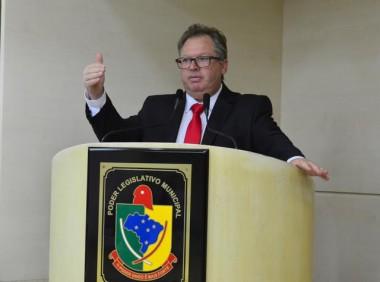 Montante da receita da Prefeitura de Criciúma em discussão