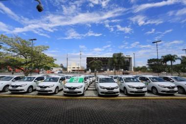 Reforço veículos beneficiará trabalho de defesa sanitária