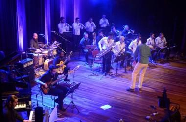 Joinville Jazz Big Band realiza Oficina de Prática de Big Band