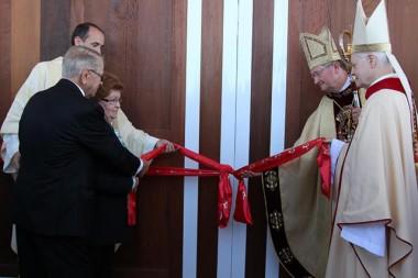 Diocese de Criciúma inaugura segundo maior santuário catarinense