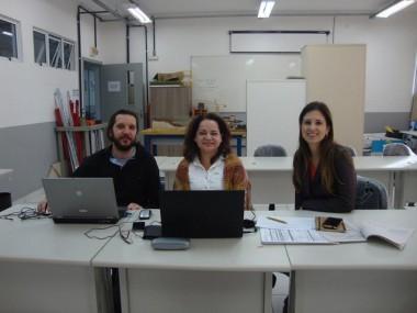 Professores do IFSC são orientados em projeto