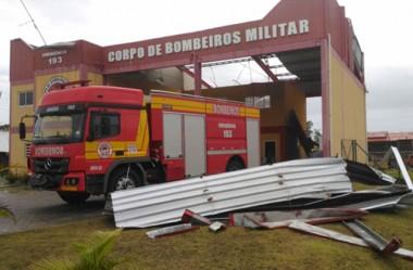 Temporal atinge mais de 100 mil pessoas em Santa Catarina
