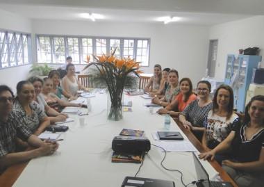 Diretoras das escolas de Urussanga se reúnem em encontro
