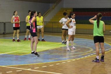 Criciúma agora tem time feminino de basquete adulto