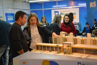 Salão do Imóvel e Feirão CAIXA reúne mais empresas