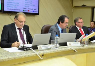 Projeto do Executivo é aprovado na Câmara de Criciúma