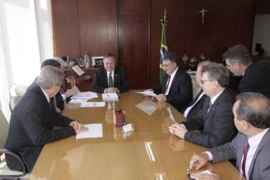 Colombo destaca qualidade sanitária de Santa Catarina