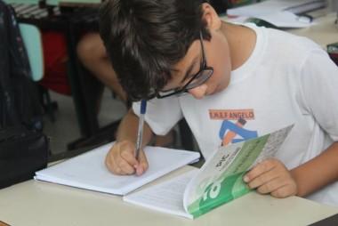 """Içara é única da região com o projeto """"OBMEP na Escola"""""""