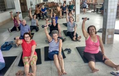 Atividades físicas marcam semana da Saúde em Cocal