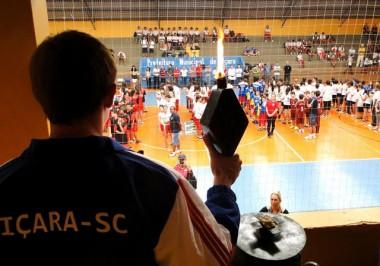 Mais uma edição dos Jogos Estudantis de Içara inicia nesta terça
