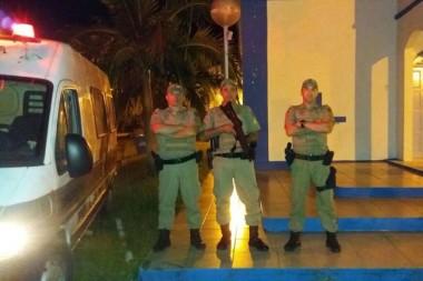 PM de Araranguá intensifica operações noturnas em Ilhas