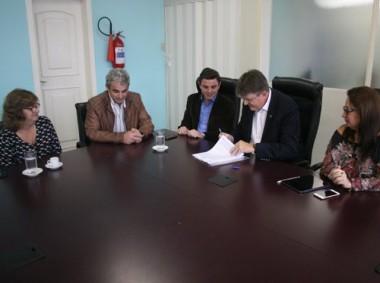 Assinado licitação para reforma de escolas de Taió e São José