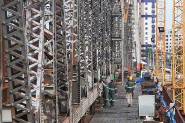 Ponte Hercílio Luz completa 91 anos no último sábado