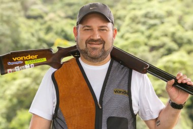 "Rodrigo Bastos quer levar ""Shooting Weekend"" a SC"