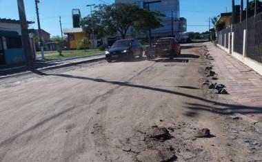 Maracajá recebe recursos para pavimentação de vias