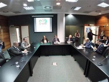 Saretta é reeleito presidente da Comissão de Saúde pelo terceiro ano consecutivo