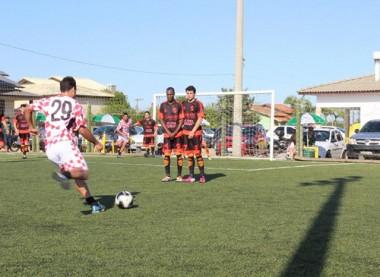 O último sábado foi de goleadas na Copa Via Sports