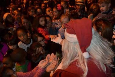 Espetáculo Natal Luz marca o início das comemorações