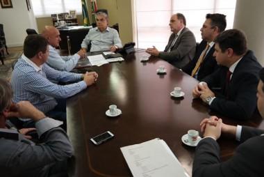 Autoridades solicitam instalação da Udesc no Balneário Rincão